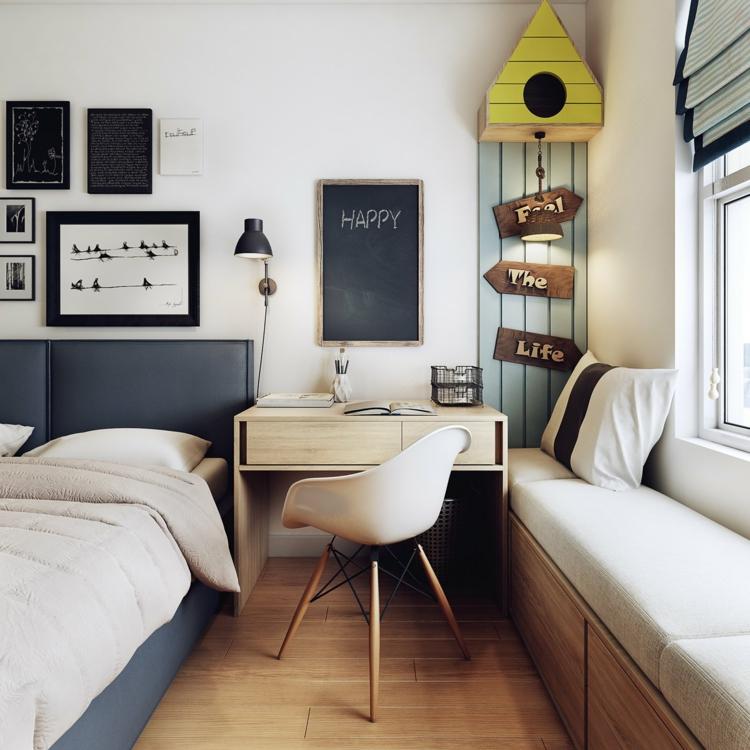 квартира в скандинавском стиле фото