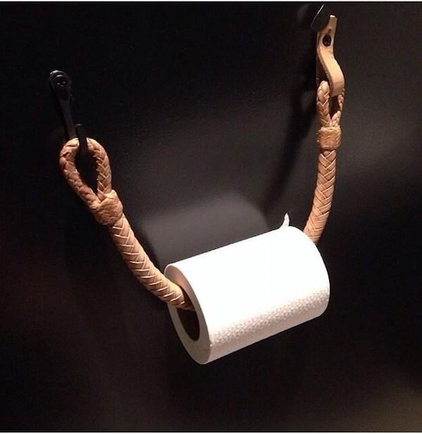 держатель для туалетной бумаги своими руками фото (6)