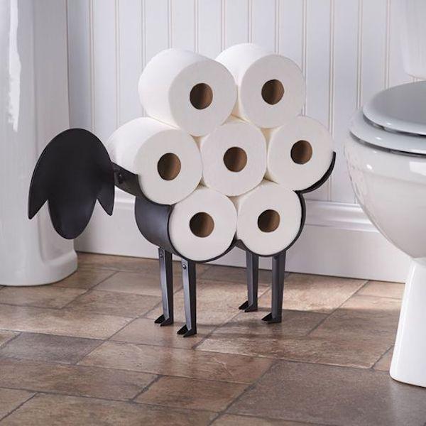 держатель для туалетной бумаги своими руками фото (7)
