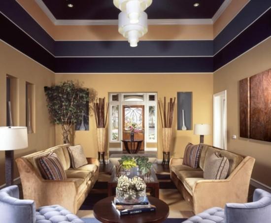 красивые потолки фото