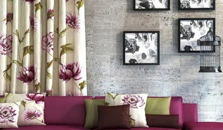 цветочный интерьер фото