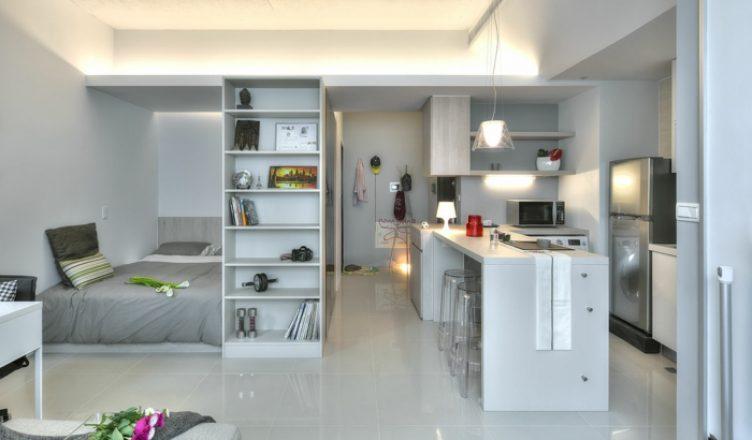 реальные дизайны маленьких квартир фото
