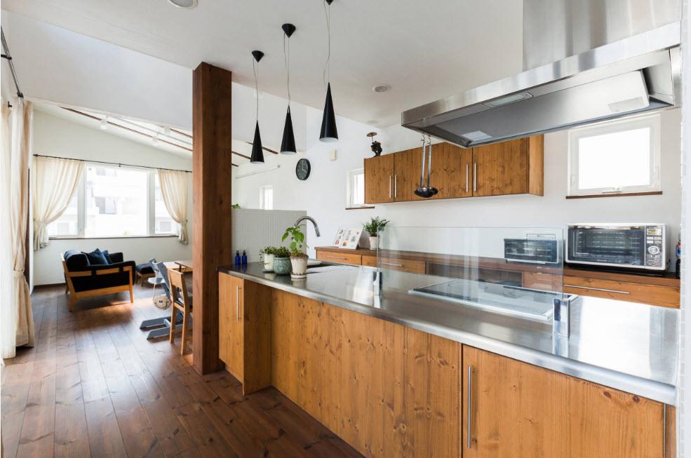 тенденции дизайна кухонь 2018 год