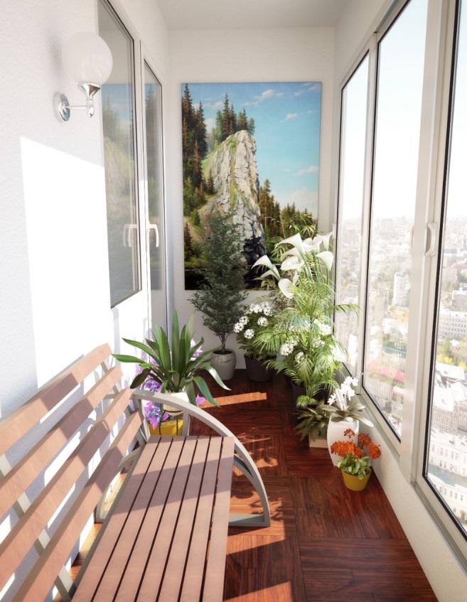 ремонт балкона фото пошаговое 4