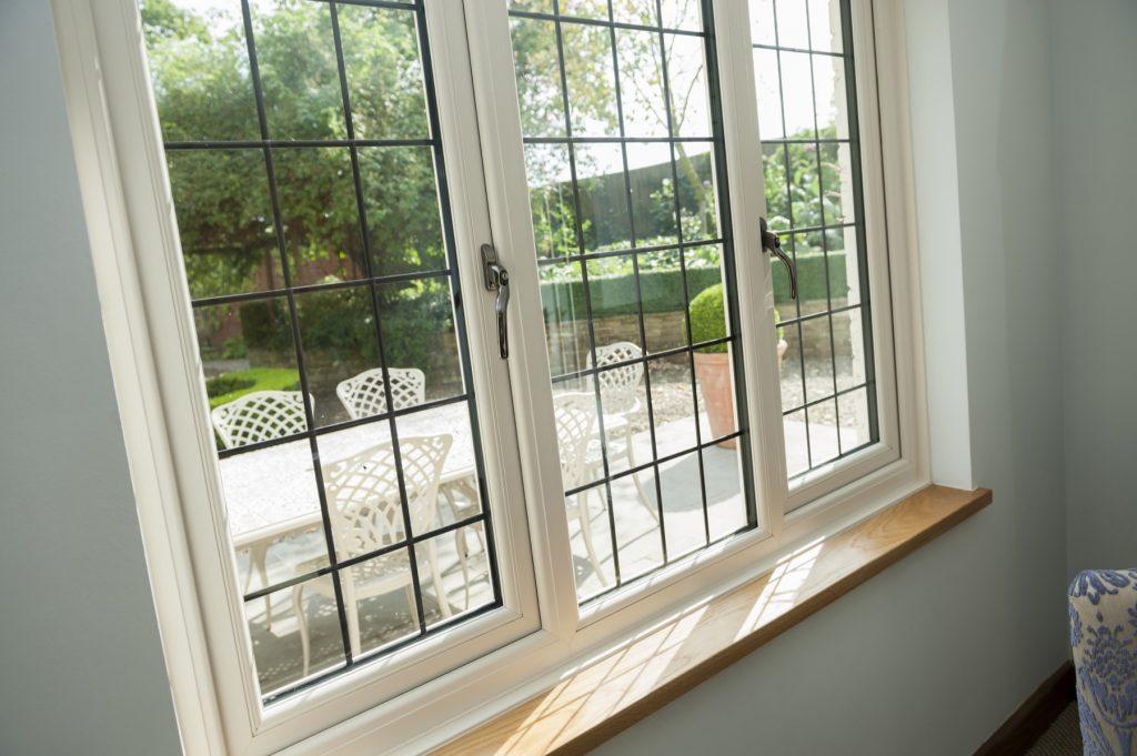 пластиковые окна в загородном доме
